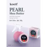 KOELF Pearl & Shea Butter Hydrogel Eye Patch, 60 p.
