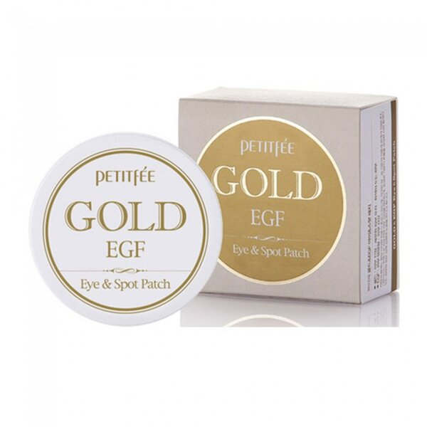 PETITFEE - Gold & EGF Eye & Spot Patch, 60+30 p.