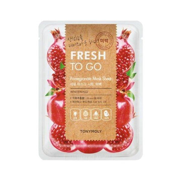 TONYMOLY Fresh To Go - Pomegranate, 25 g