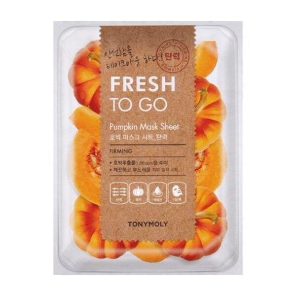 TONYMOLY Fresh To Go - Pumpkin, 25 g