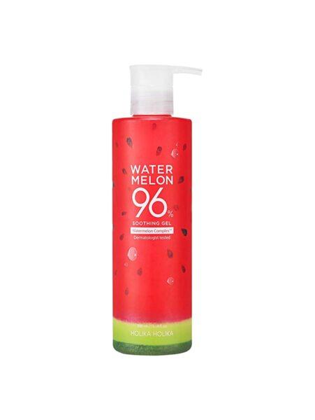 HOLIKA HOLIKA WATERMELON 96% Soothing Gel, 390 ml