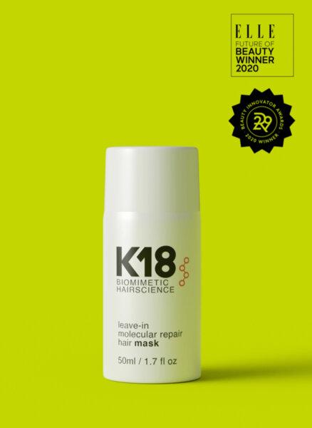 К18 молекулярна маска без отмиване 50ml