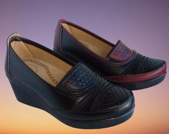 Дамските обувки на платформа, стъпка към елегантна визия