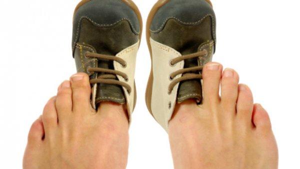 Стискат ли те обувките или кой е точния ми размер?