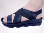 Ежедневни дамски сандали със средна платформа VOGA