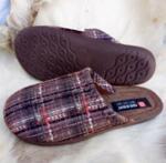 Дамски домашни чехли Gezer, меки и топли
