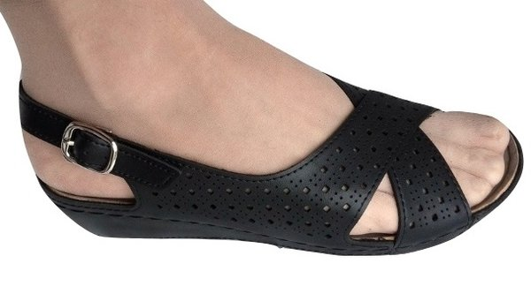 Дамски сандали със стелка от мемори пяна