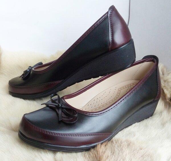 Дамски ежедневни обувки с дишаща стелка с номера 39-42
