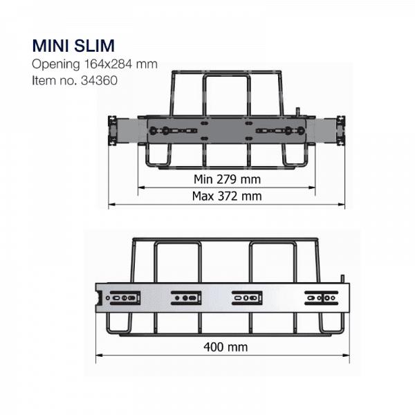 Longoflex Mini Slide Slim