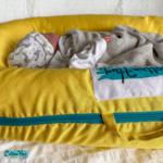 Бебешко гнездо Нежно Бяла Прегръдка-Copy