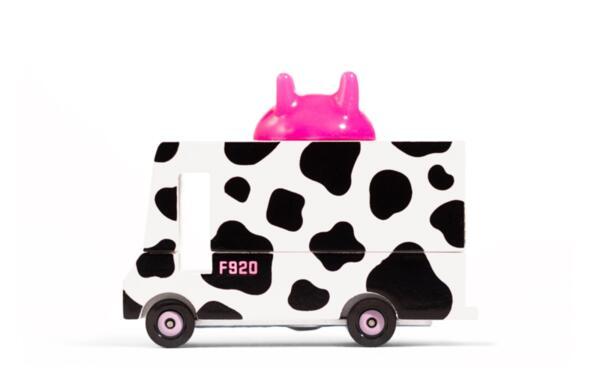 Candylab Milk Van