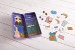 Магнитен комплект за игра Музикален артист