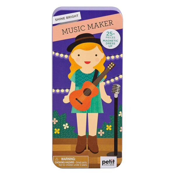 Магнитен комплект Music Maker