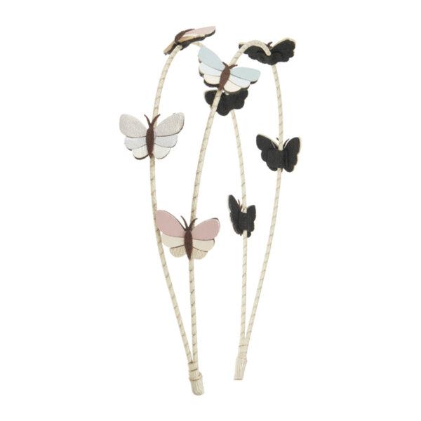 Двойна диадема Rainforest butterfly