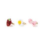 Пръстени Sweet Strawberry