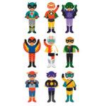 Магнитен комплект Superheroes