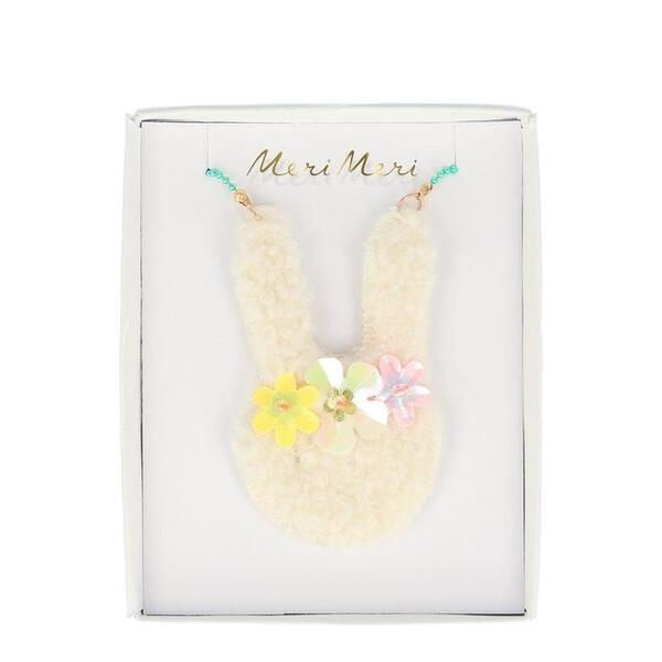 Meri Meri Колие Floral Bunny