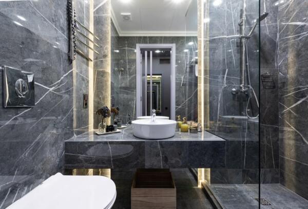 Топ 5 идеи за малка баня с параван