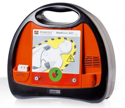 Дефибрилатор HeartSave AED Primedic™