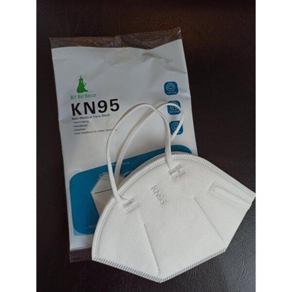Респираторна маска с висока защита KN95/FFP2