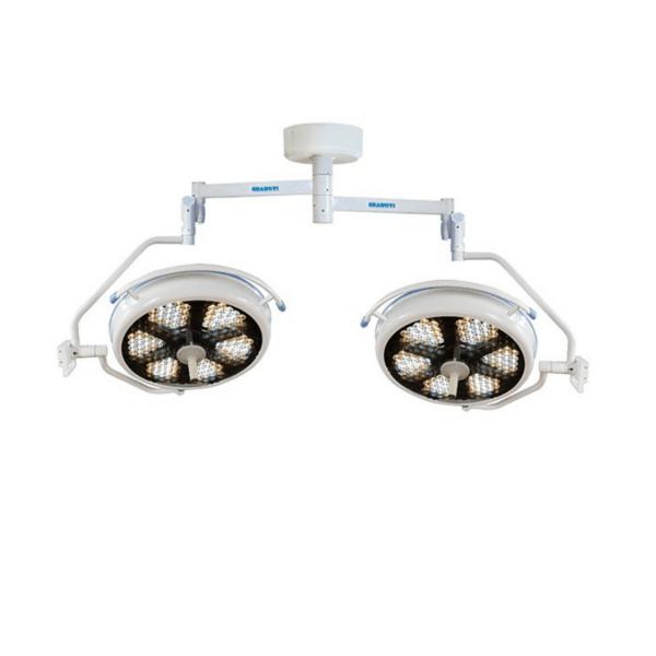 Операционна лампа ZF500/500LED