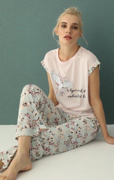 Дамска пижама от вискоза Whisper
