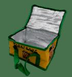 Термо чанта за храна и напитки, Вместимост 154