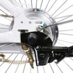 Електрически велосипед Nakto 22 инча с кошница 36V 12A 250W