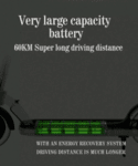 Електрическа тротинетка М20-004 36V 7.8A 350W
