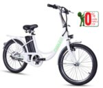 "Електрически велосипед NAKTO City Electric Bicycle 26"" 36V 12A 250W"