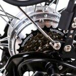 "Електрически велосипед Nakto NAKTO City Electric Bicycle 26"" 36V 12A 250W"