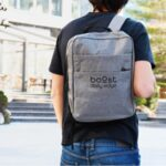 Daily Edge | Смарт раница за лаптоп с камуфлаж-Copy
