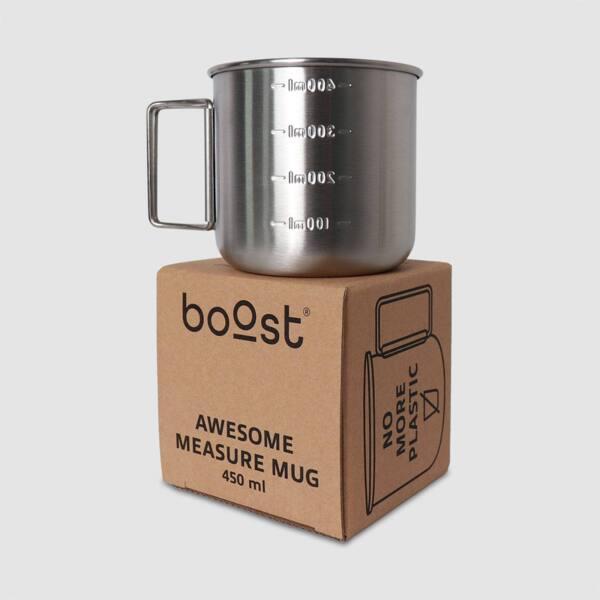 Awesome® 450 Measure Mug | Метална чаша със скала