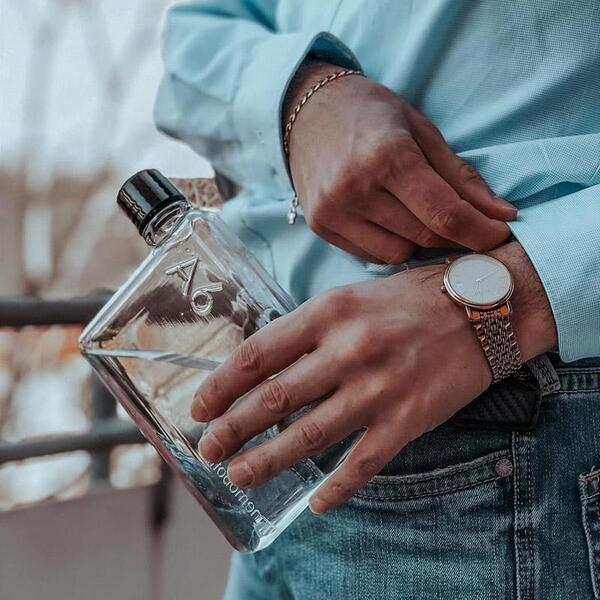 A6 Memobottle | Елегантна бутилка за вода