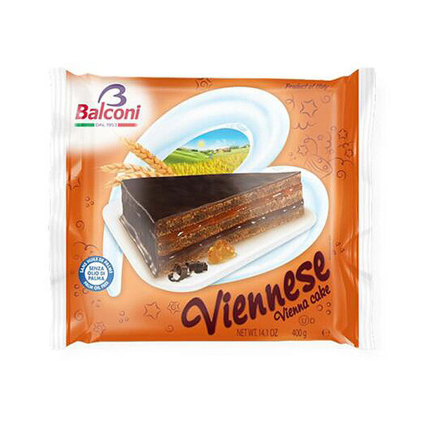 BALCONI Виенска торта 400 гр.
