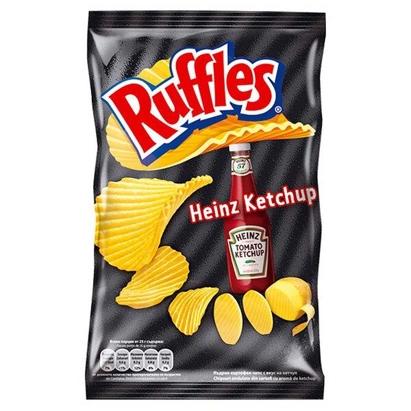 RUFFLES Чипс Кетчуп 260 гр.