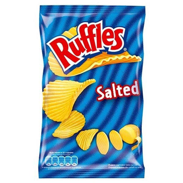RUFFLES Чипс Сол 260 гр.