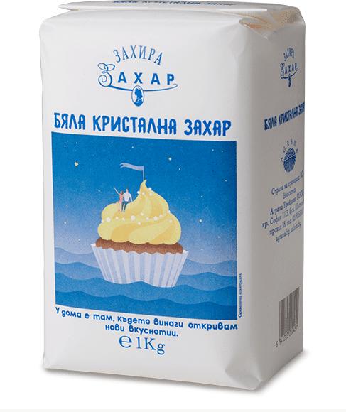 Захар ЗАХИРА кристална 1 кг