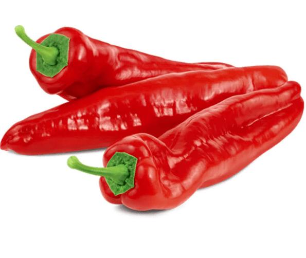 Пипер червен ~ 1 кг.