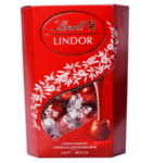 Шоколадови бонбони LINDT LINDOR млечни 337 Г