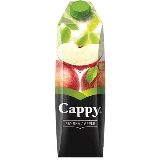 CAPPY Нектар ябълка 1 л.