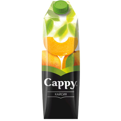 CAPPY Кайсия 1 л.