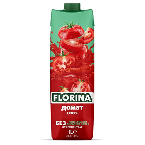 FLORINA Домат 100% 1 л.