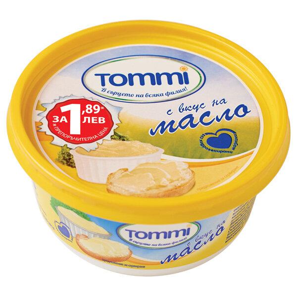TOMMI с вкус на масло 500 гр.