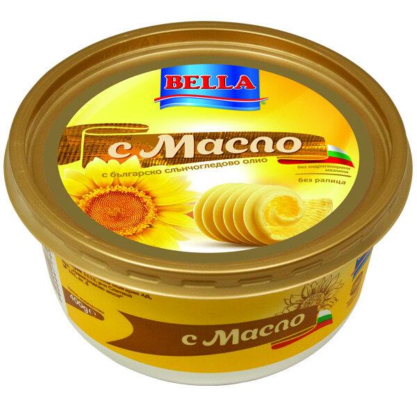 БЕЛЛА маргарин с масло 200 гр.