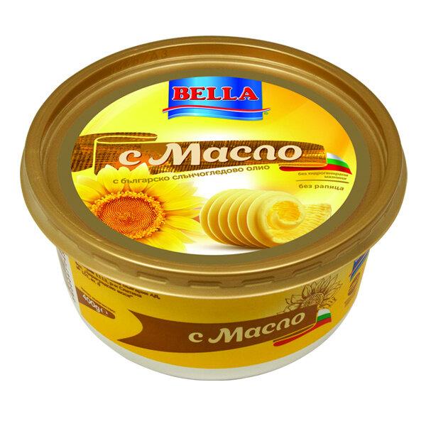 БЕЛЛА маргарин с масло 400 гр.