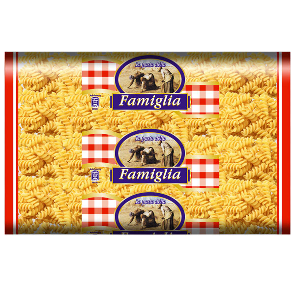 FAMIGLIA Pasta Fusilli Фусили 3 кг.