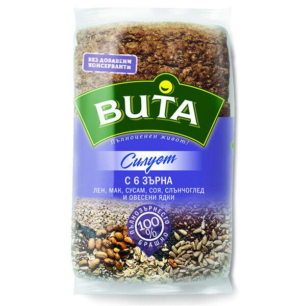 ВИТА Хляб Силует 6 зърна 400 гр.