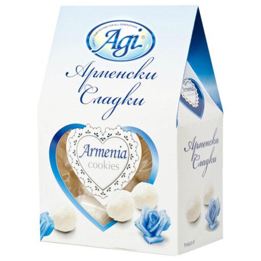 AGI Сладки Армения с локум и орех 230 гр.