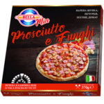 BELLA MIA пица с шунка и гъби 370 гр.